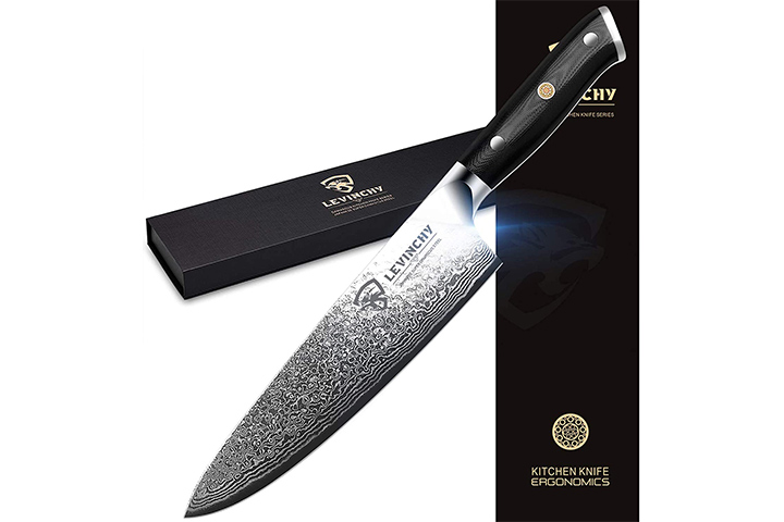 LEVINCHY 8-inch Japanese Kitchen Knife