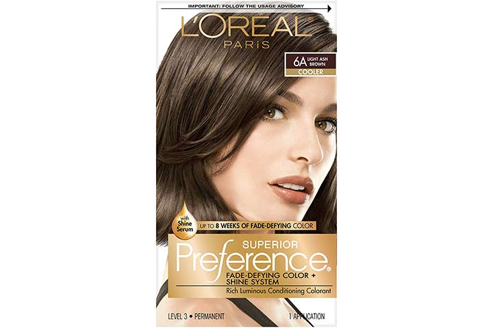 L'Oréal Paris Superior Preference Fade-Defying