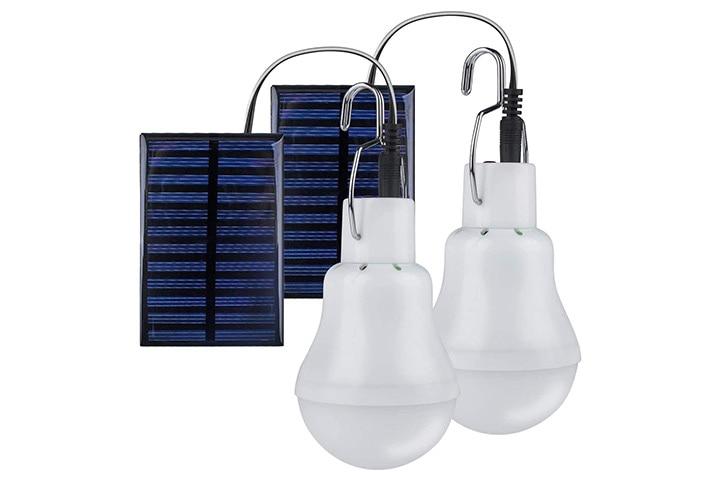 Lampelc Solar Light Bulbs