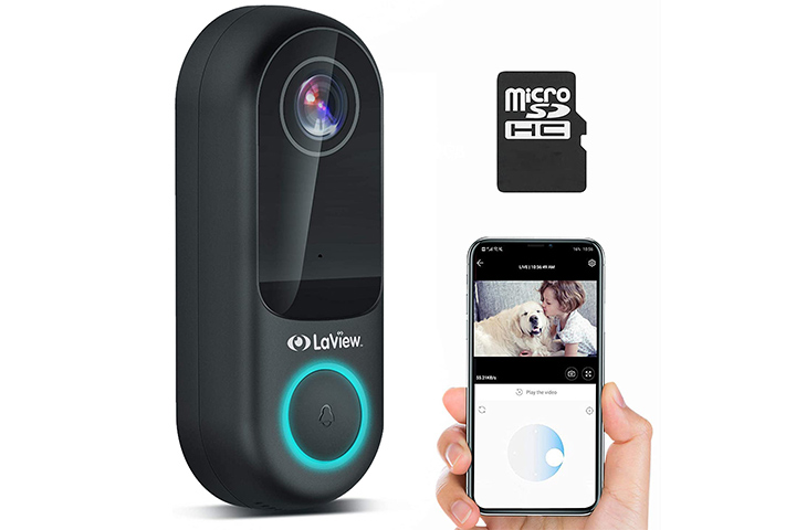 Laview WiFi Video Doorbell Camera
