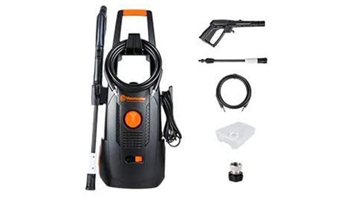 Lawn Master LT502-1800A Electric Pressure Washer