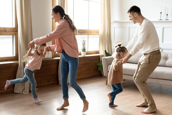 Learn A Dance Routine