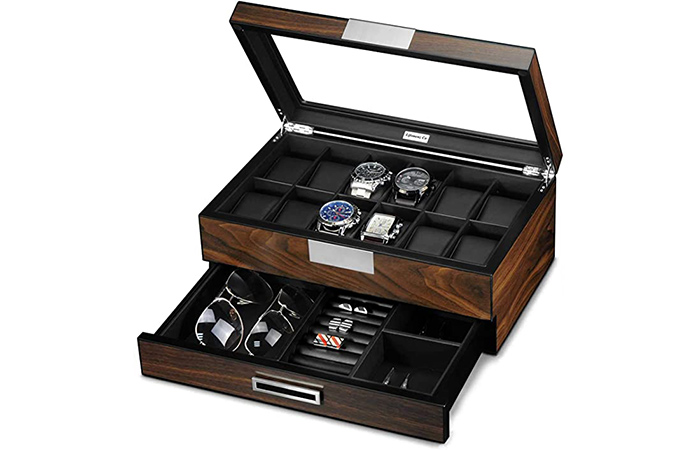 Lifomenz Co Wooden Watch Box