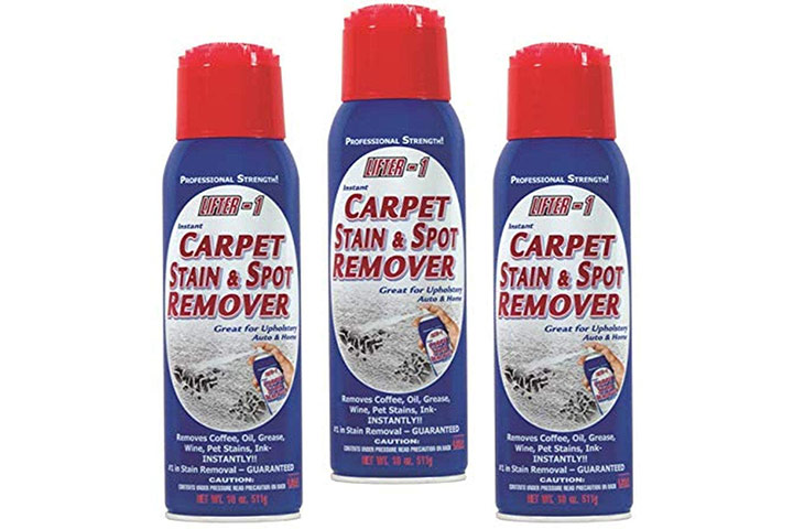 Lifter-1 Carpet Stain And Spot Remover