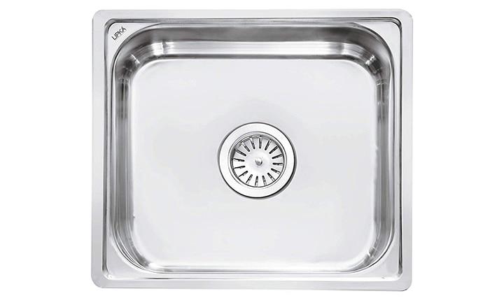 Lipka Square Bowl Kitchen Sink