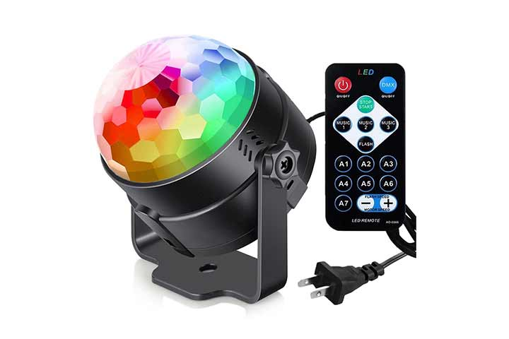 Luditeck Sound Activated Party Lights