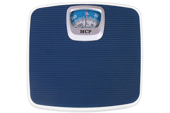 MCP Analog Weighing Scale