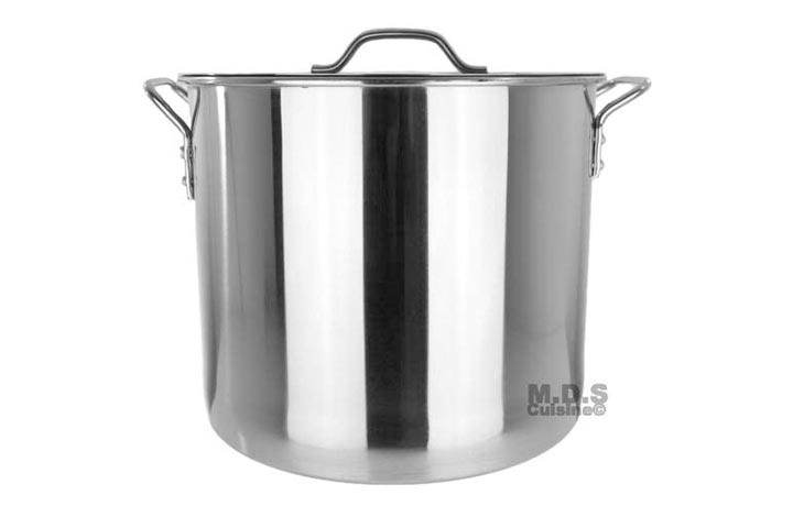 MDS Stainless Steel Steamer Pot