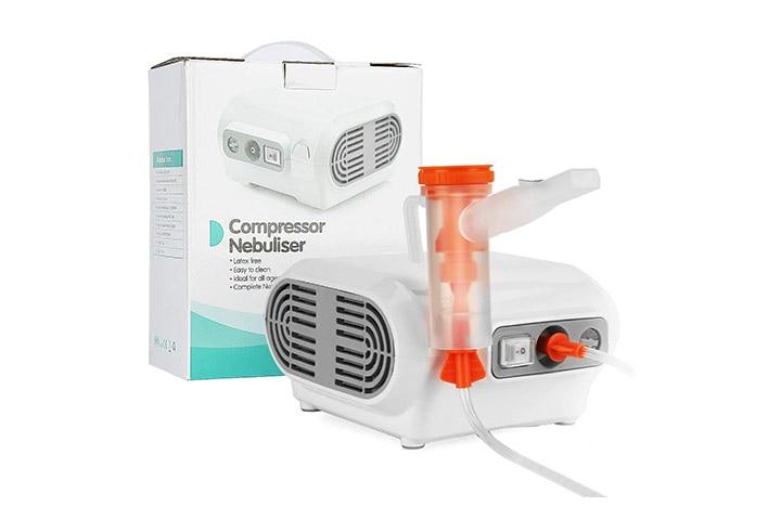 MGLIFMLY Compressor Nebuliser