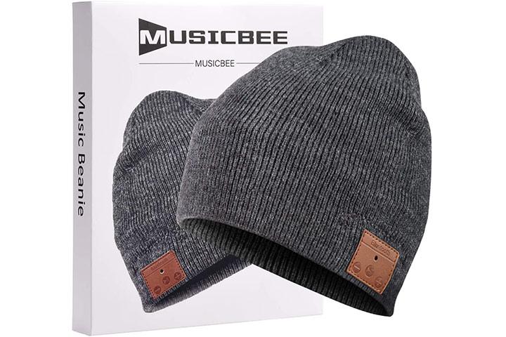 MUSICBEE Bluetooth Beanie