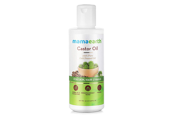 Mama Earth Castor Oil