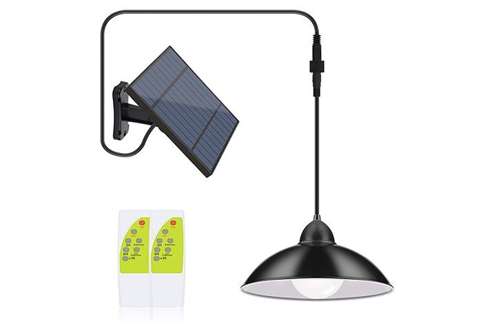 Mlambert LED Solar Shed Lights