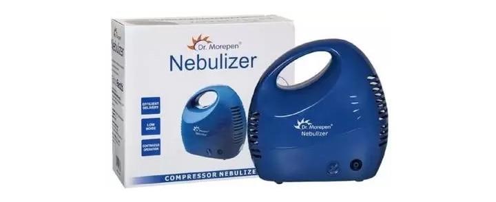 Morepen CN10 Compressor Nebulizer