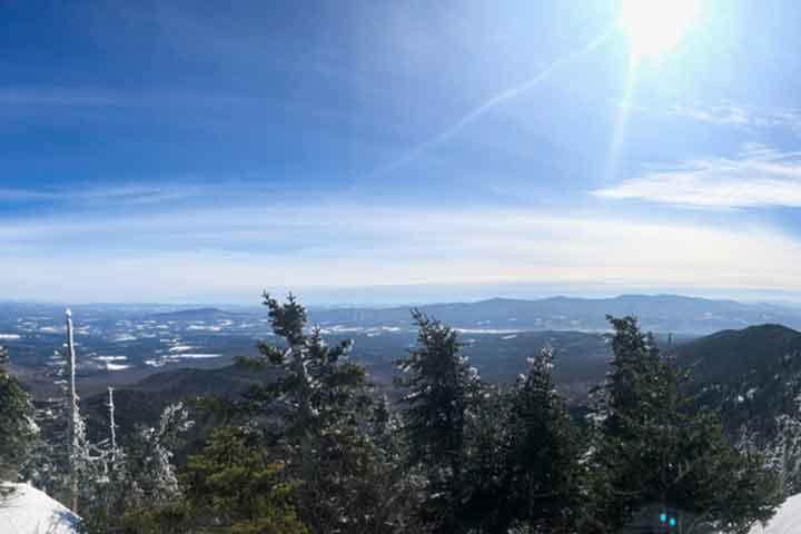 Mountain Getaway