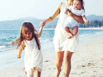 My Daughter Became A Big Sister, And I Wasn't Ready For Her To Grow Up