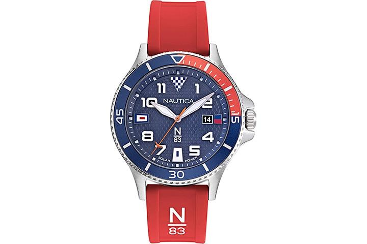 Nautical N83 Men's Cocoa Beach Solar Watch