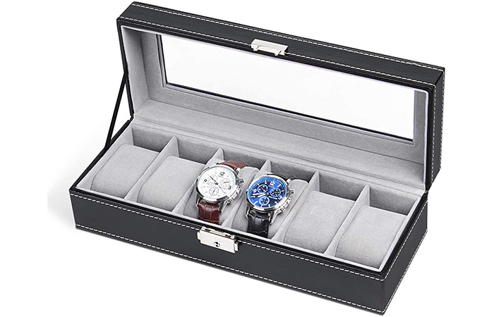 NexLeather Watch Box