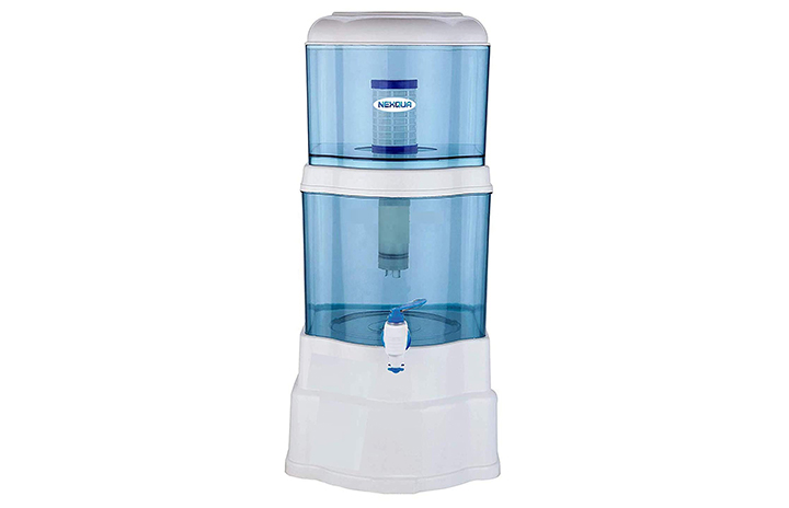 Nexqua Dew Non-Electric Ultra-Filtration Based Gravity Water Filter