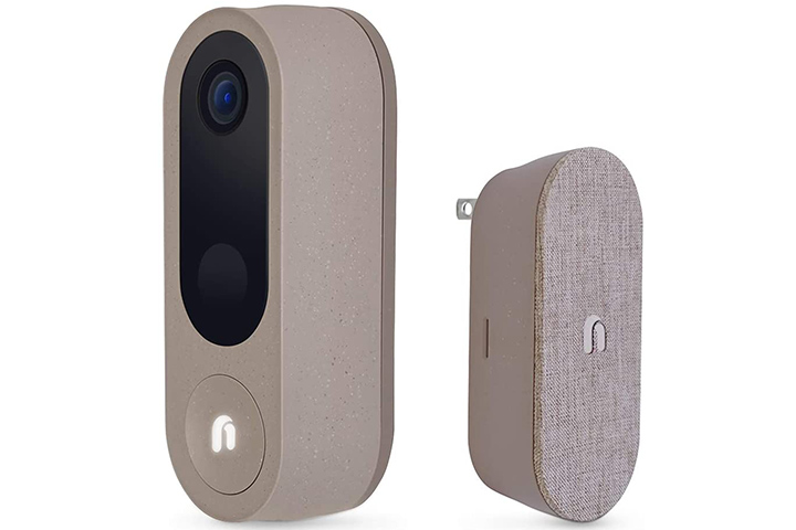 Nooie Wireless Video Doorbell Camera