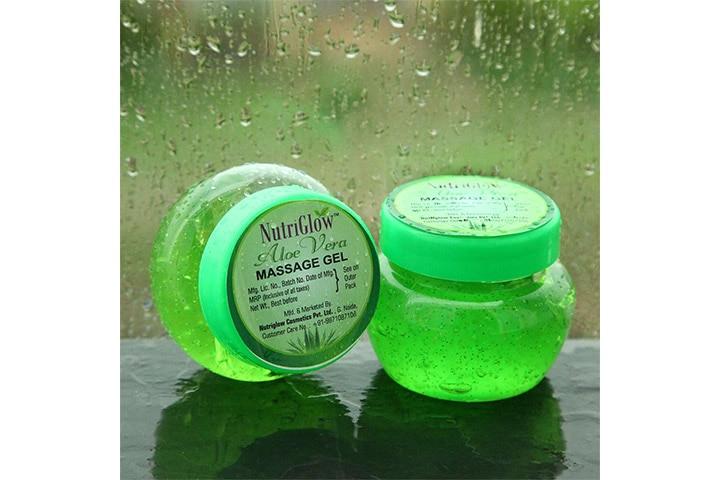 Nutri Glow Aloe Vera Massage Gel