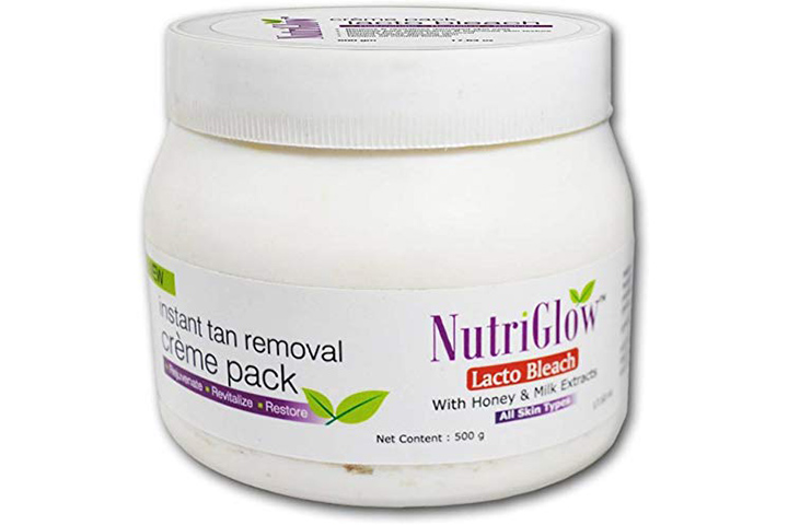 Nutriglow Crème Pack Lacto Bleach