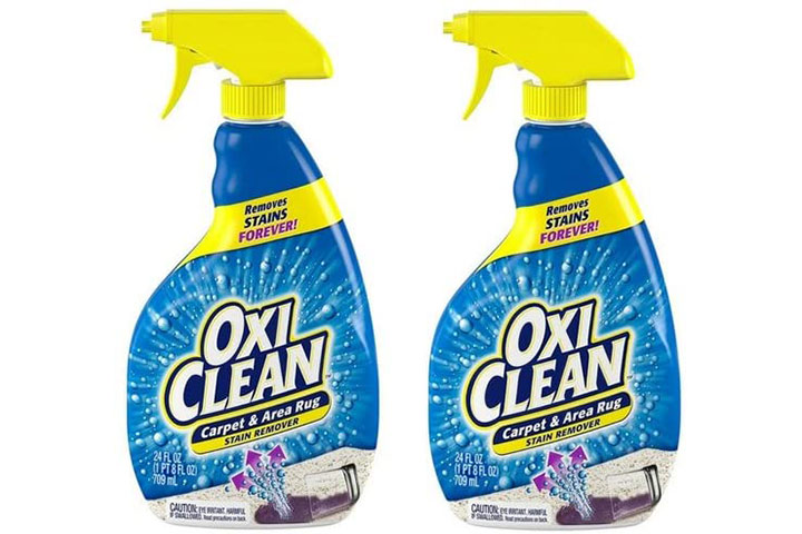 OxiClean Carpet And Area Rug Stain Remover