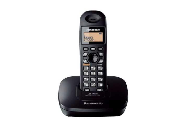 Panasonic Single Line Digital Cordless Telephone