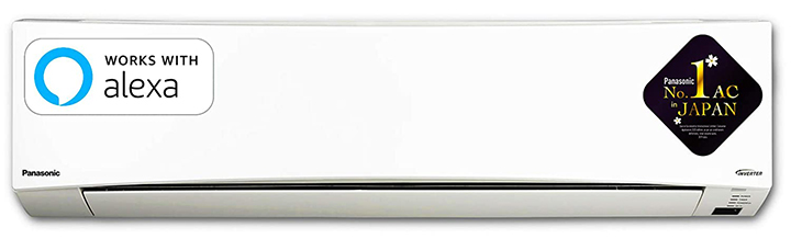 Panasonic Twin Cool Inverter Air Conditioner