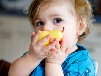 Pear For Babies: When To Introduce, Benefits And Recipes