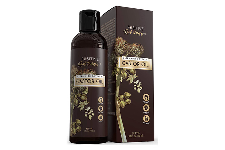 Positive Root Therapy Ultra High Potency Castor Oil