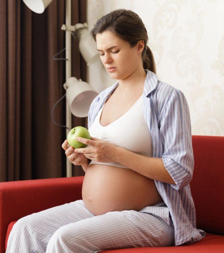 Pregnancy Me Muh Ka Taste Kharab Hona