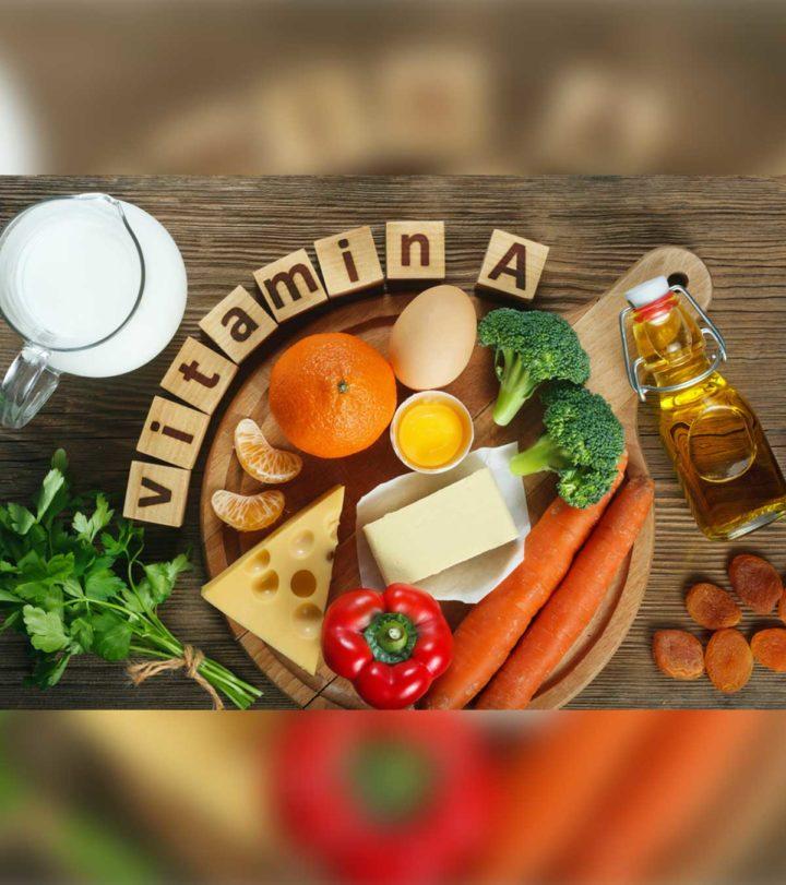 Pregnancy Mein Vitamin A Ki Kami-1
