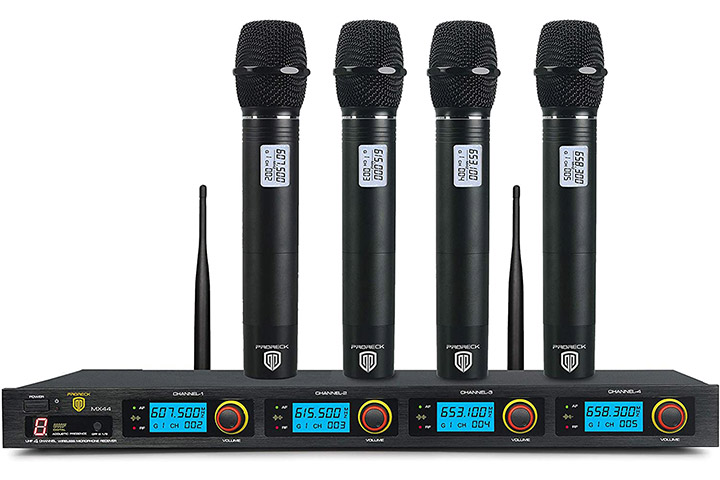 Proreck Wireless Microphone System