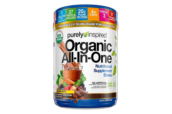 Purely Inspired Organic Nutritional Supplement
