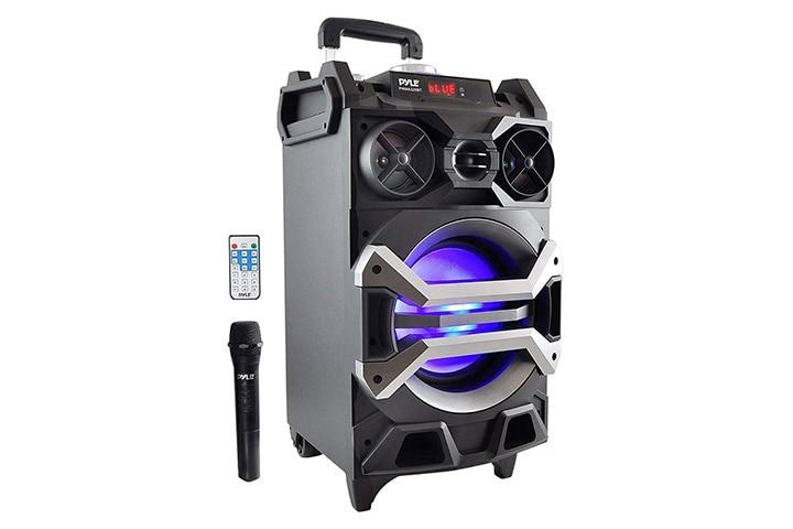 Pyle 500 Watt Outdoor Bluetooth Connectivity Karaoke Speaker System