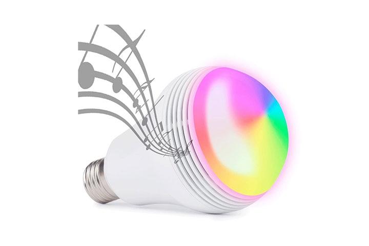 QiLi Smart Bulb With Bluetooth Speaker