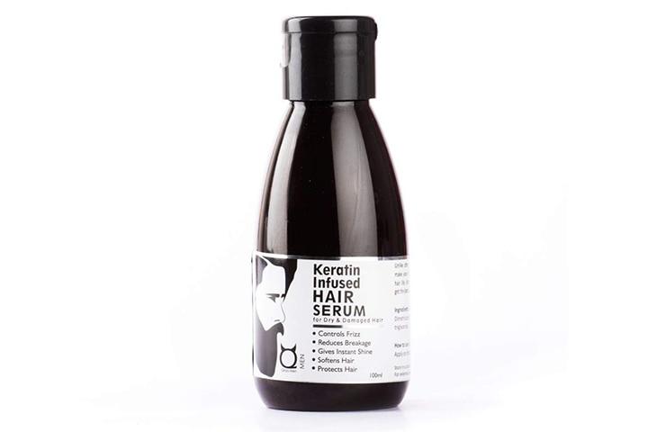Qrra Keratin Infused Hair Serum