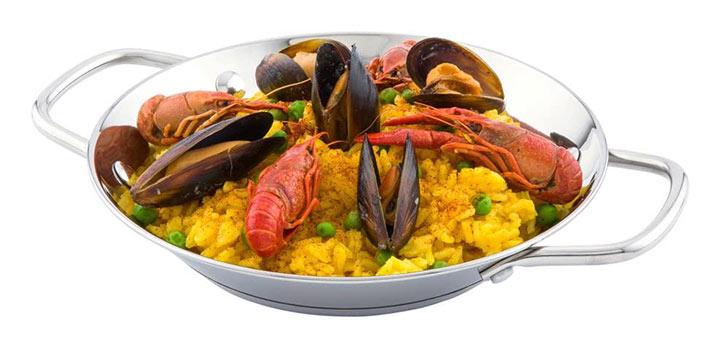 Restaurantware Paella Pan
