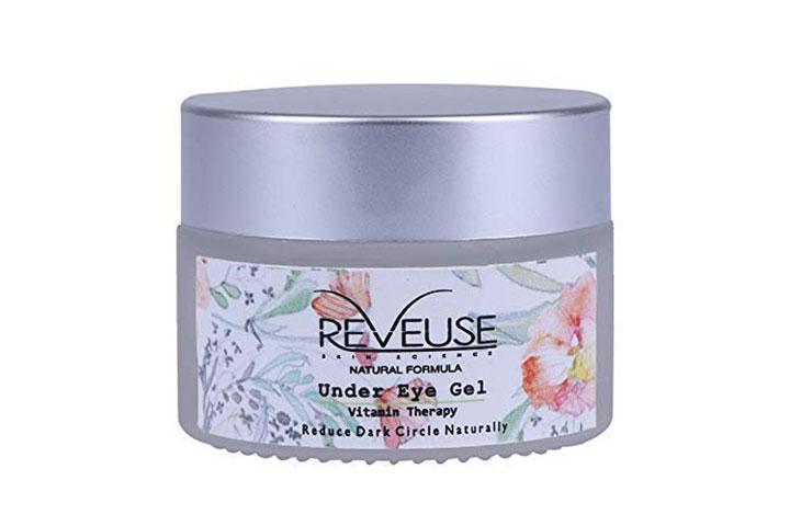 Revuse Natural Formula Under Eye Gel
