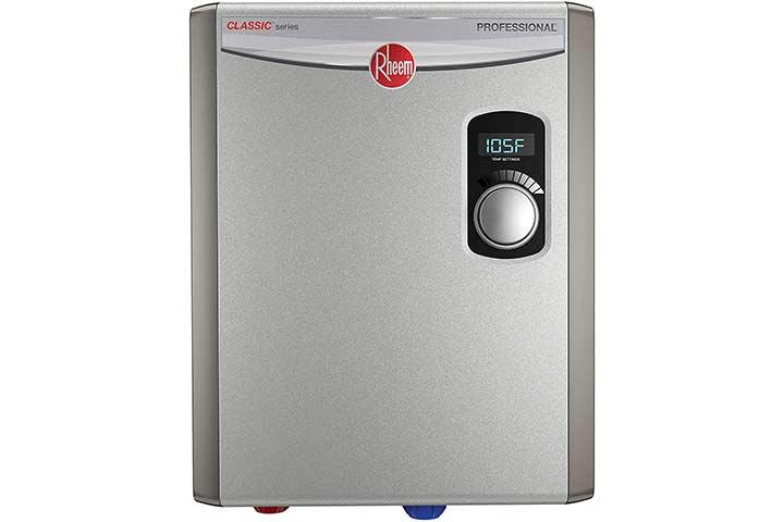 Rheem Tankless Water Heater