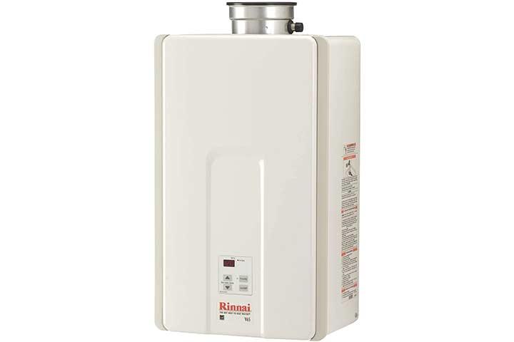 Rinnai Tankless Water Heater (Rinnani or Rinnai)