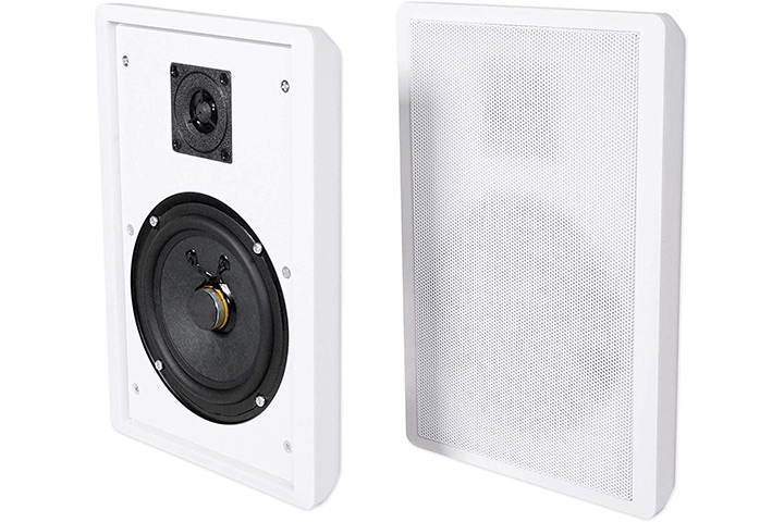 Rockville Surround sound Shallow On-Wall speakers