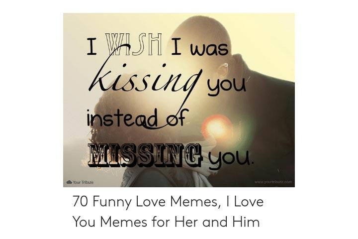 Romantic Love Memes For Her