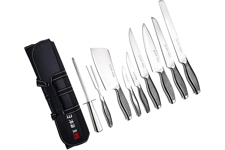Ross Henery Professional Japanese Style Kitchen Knives