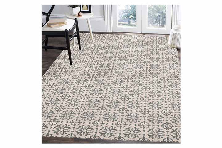 SHACOS Large Cotton Rug