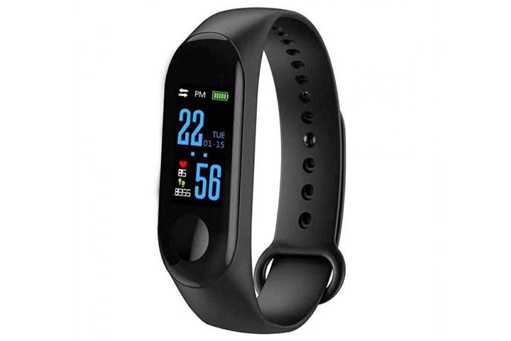 SHOPTOSHOP SM34 Activity Fitness Tracker