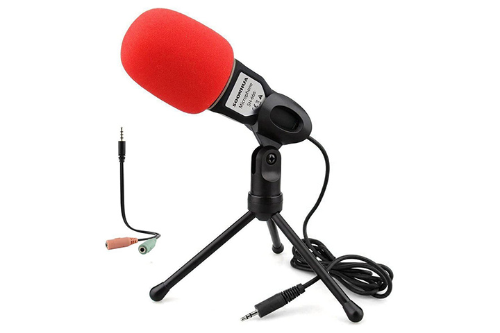 SOONHUA Condenser Microphone For Gaming