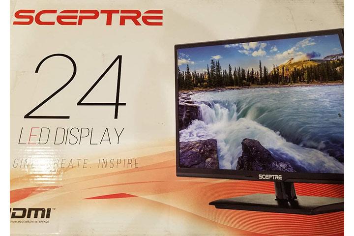 Sceptre E246BV-FC 24 LED HDTV