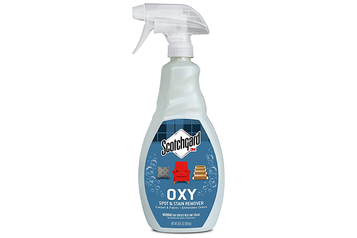 Scotchgard Oxy Spot And Stain Remover