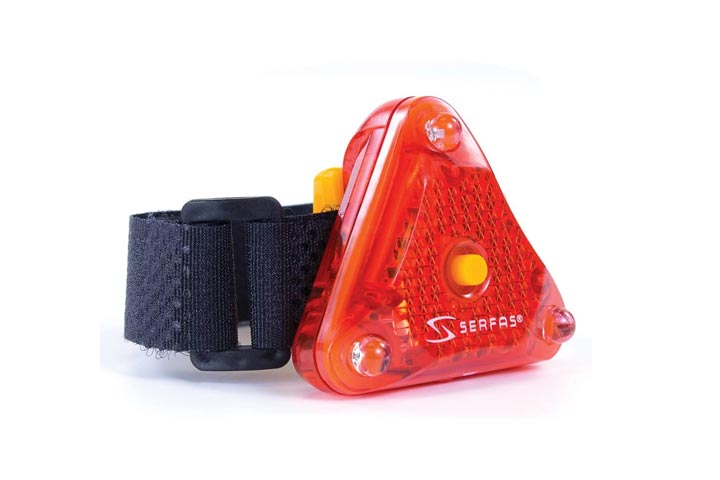 Serfas Helmet Safety Light